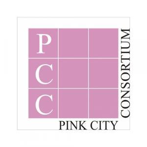 Grand Pinkcity Infraproject logo