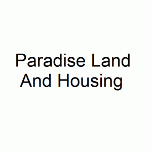 Paradise Land And Housing Builders logo