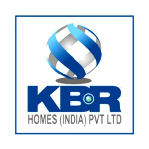 KBR Homes (India) logo