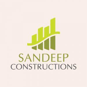 Sandeep Constructions logo