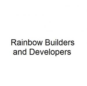 Rainbow Builders and developers logo