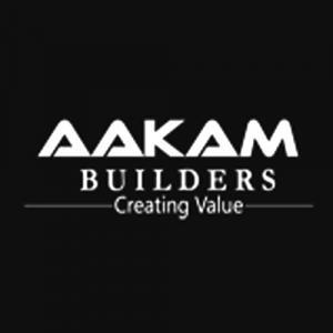 Aakam Builders logo