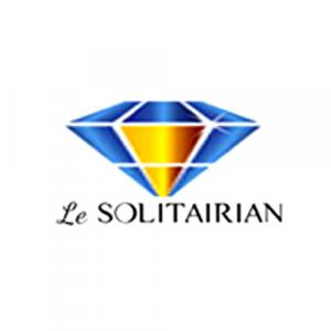 Solitaire Real Infra logo