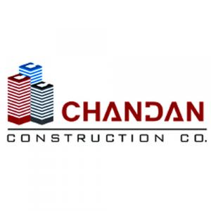 Chandan Construction Co. logo
