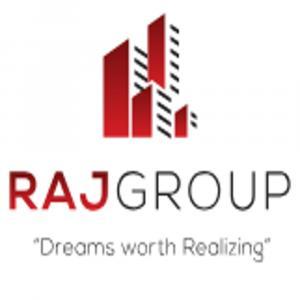 Raj Group logo