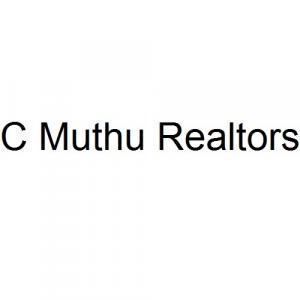 C Muthu Realtors logo