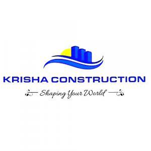Krisha Construction logo