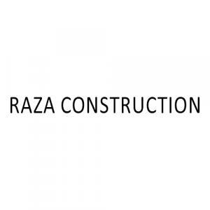 Raza Construction logo