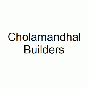 Cholamandhal Builders logo