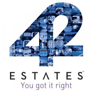 42 Estates logo