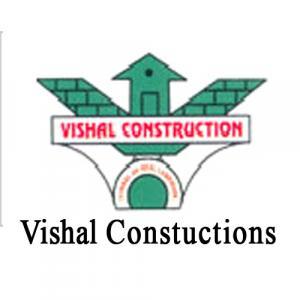 Vishal Constructions logo