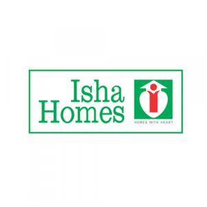 Isha Homes logo