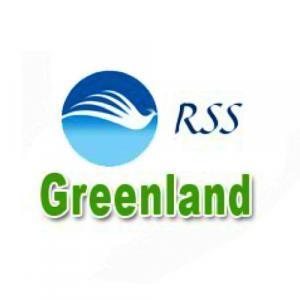 RSS Greenland Developers logo