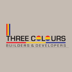 Three Colours Builders & Developers logo