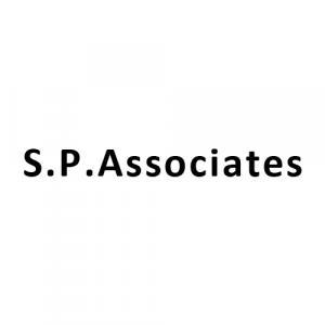 S.P.Associates logo