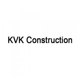 KVK Constructions logo