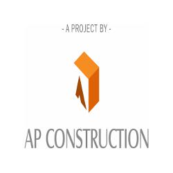 A P Construction logo