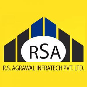 R.S. Agrawal Infratech Pvt. Ltd. logo