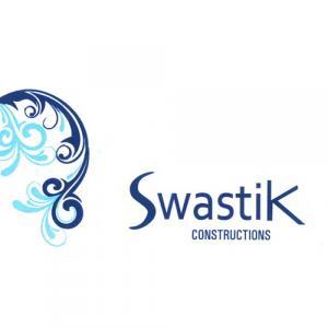 Swastik Constructions logo