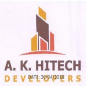 A K Hitech Developers logo