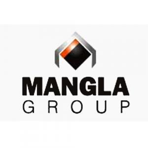 Mangla Group logo