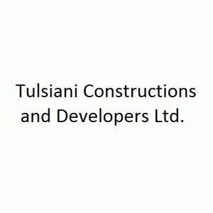 Tulsiani Constructions and Developers Ltd. logo