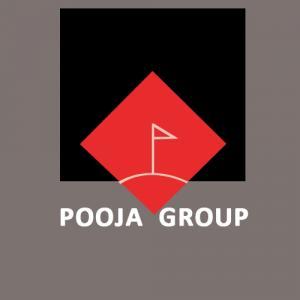 Pooja Builders logo