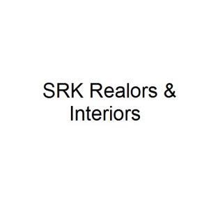 SRK Realors & Interiors logo