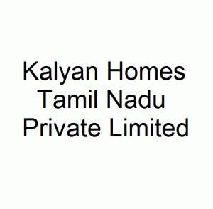 Kalyan Homes Tamil Nadu Private Limited logo