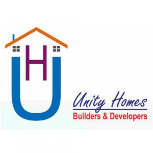 Unity Homes Builders & Developers	 logo