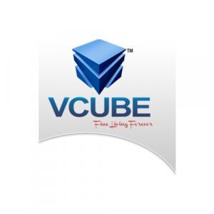 Vcube Promoters Pvt. Ltd. logo
