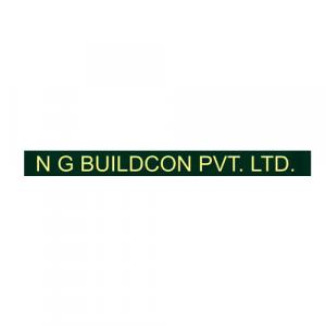 N G Buildcon logo