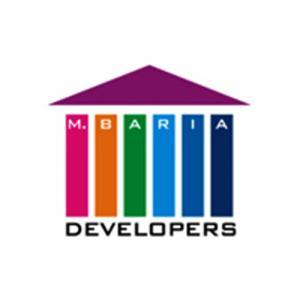 M Baria Developers logo