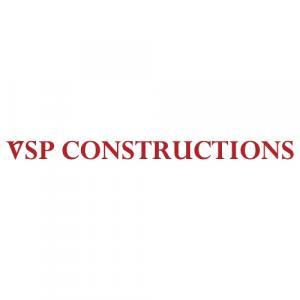 VSP Constructions logo