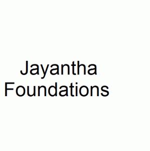 Jayantha Foundations logo