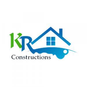 KR Constructions logo