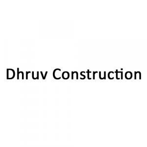 Dhruv Construction logo