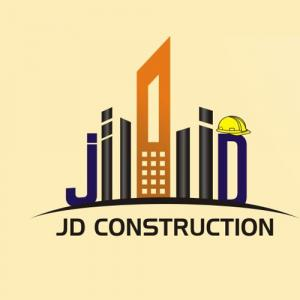 JD Construction logo