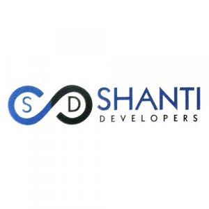 Shanti Developers logo