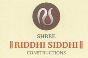 Shree Riddhi Siddhi Constructions logo