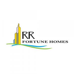 R R Fortune Homes logo