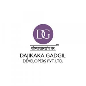 Dajikaka Gadgil Developers Pvt. Ltd. logo