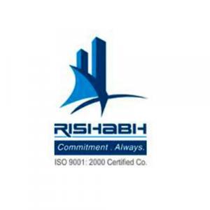 Rishabh Buildwell Pvt. Ltd. logo