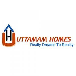 Uttamam Homes logo