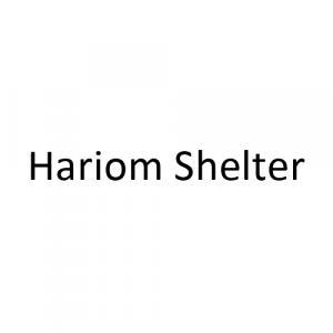 Hariom Shelter logo