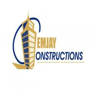 Emjay Constructions logo