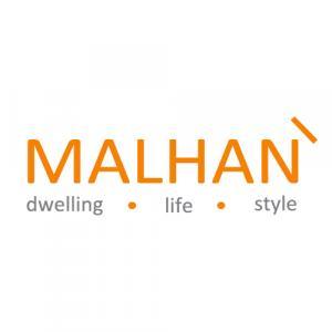 Malhan Constructions logo