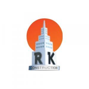 R K Construction logo
