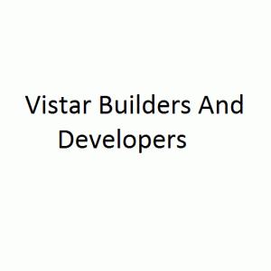 Vistar Builders And Developers logo