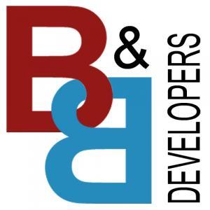 B & B Developers logo